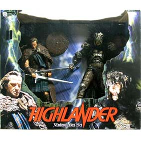 Highlander Medieval Box Set (Christopher Lambert)