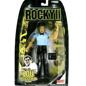 Rocky II Lou Fillipo