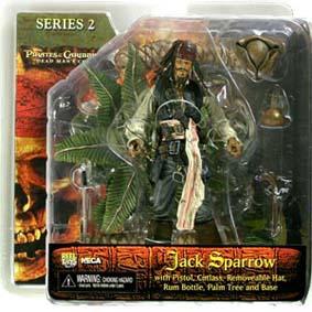 Jack Sparrow Dead Man Chest 2