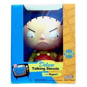 Stewie c/ som (Family Guy)