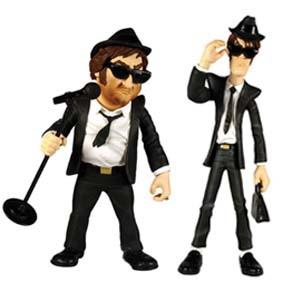 Blues Brothers Jake e Elwood (aberto)
