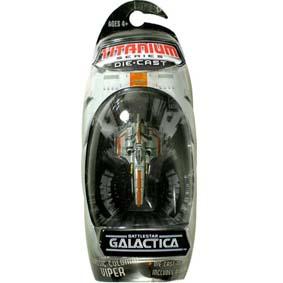 Galactica Titanium Classic Colonial Viper
