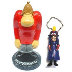 Cupê Mal-Assombrado + Dick