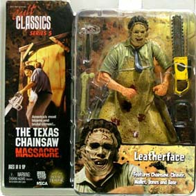 Leatherface - Massacre da Serra Elétrica (Cult Classics 5)