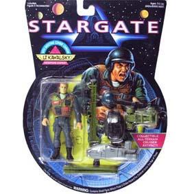LT. Kawalsky (Stargate)