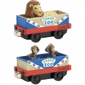 Take Along Zoo Car