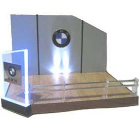 Display Luminoso BMW (c/ fonte)