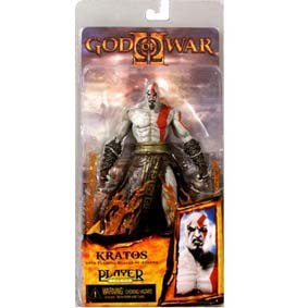 Kratos (Blades Of Athena)
