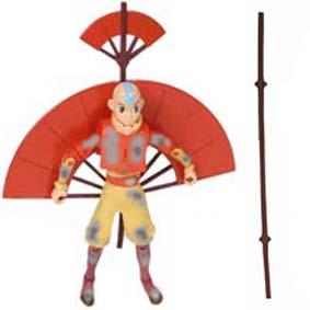 Avatar A Lenda De Aang Bonecos Colecionaveis Arte Em Miniaturas