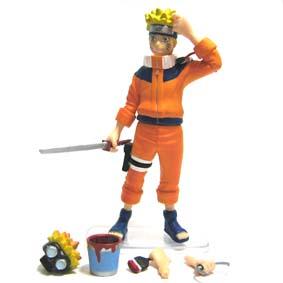 Naruto c/  2 poses (aberto)