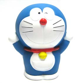 cofre do Doraemon