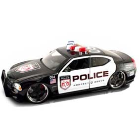 Dodge Charger R/T Police Car (2006)