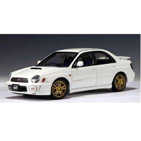 Subaru New Age Impreza WRX STI (2001)