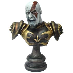 Busto do Kratos