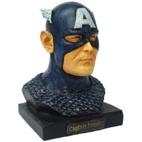 Busto do Capitão América