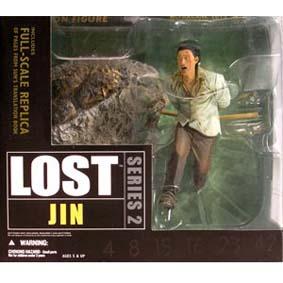 Jin Lost (série 2) c/ som