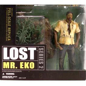Mr. Eko Lost (série 2) c/ som