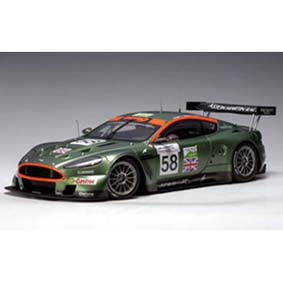 Aston Martin DB9R 24 Hrs Lemans (2005)