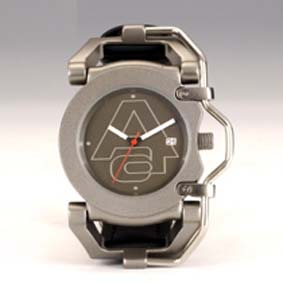 Relógio de pulso (barra estabilizadora)