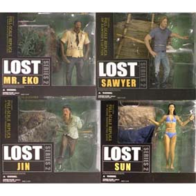 Lost série 2 completa