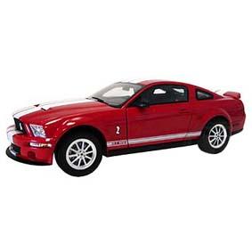 Mustang Shelby GT 500 do filme Eu Sou a Lenda (2007)