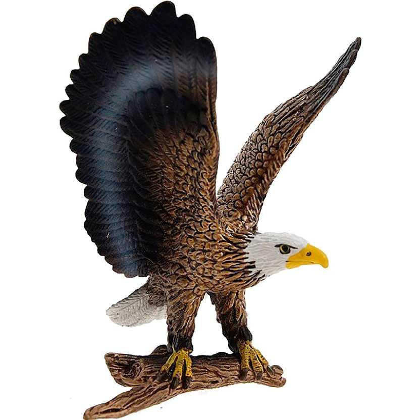 Águia 14634 marca Schleich Bald Eagle