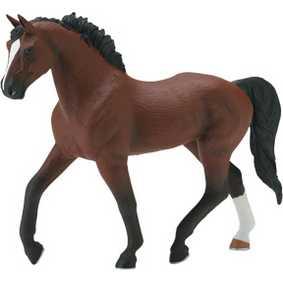 Égua Puro Sangue ( miniaturas de animais Safari Ltd ) 30024 Thoroughbred