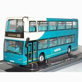 Ônibus East Lancashire Coachbuilders / Arriva fox county