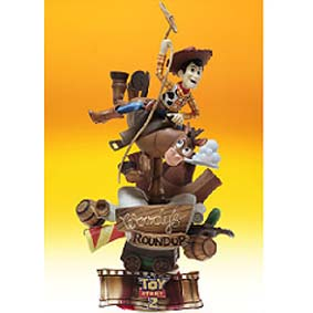 Disney Pixar Formation Arts Toy Story 2