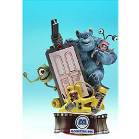 Disney Pixar Formation Arts Monstros SA