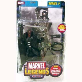 Blade II Marvel Legends 5