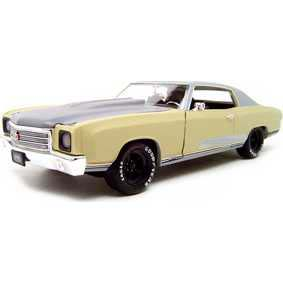 Chevrolet Monte Carlo (1970) Velozes e Furiosos 3 (aberto)