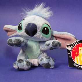 Chaveiro Stitch (pelúcia)