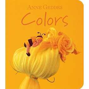 Livro Educacional Cores em Ingles