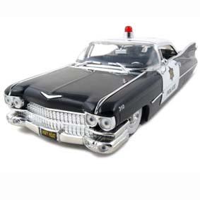 Cadillac Coupe De Ville Police (1959)