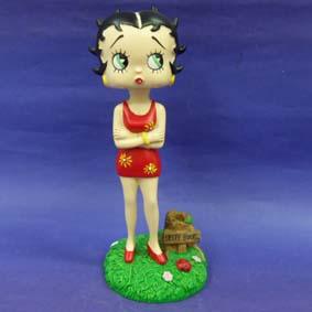 Betty Boop Joaninha