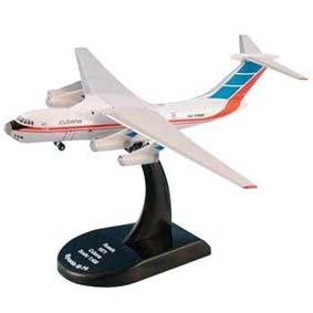 Avião Illyusin IL-76 Cubana