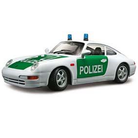Porsche 911 Carrera Polizei (polícia)