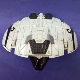 Nave Cylon Galactica