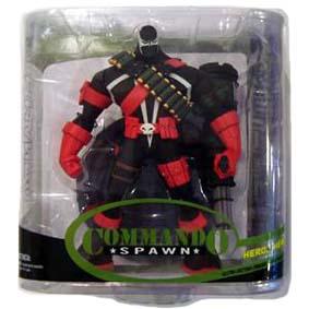 Commando Spawn (série 32)