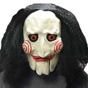 Máscara SAW Jogos Mortais