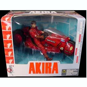 Kanedas Bike - Kaneda e Moto (Akira) Mcfarlane
