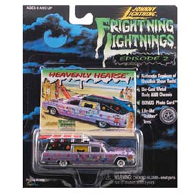Cadillac Heavenly Hearse Frightning Lightnings (1966)