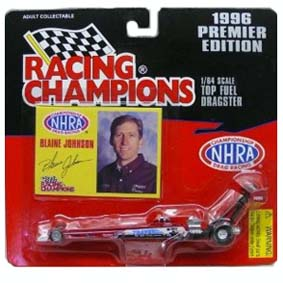 Top Fuel Dragster - Blaine Johnson (1996)