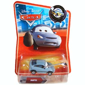 Cars Matti (Filme Carros Disney)