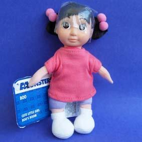 Boneca Boo - Monstros S.A. Disney Store