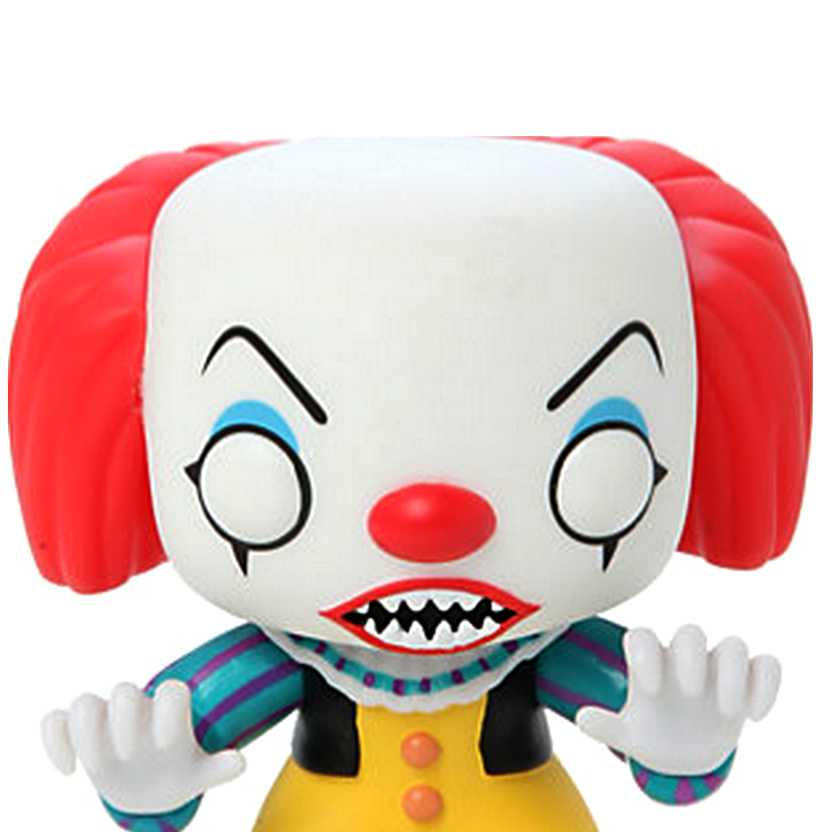 Funko Pop! Movies - IT The Movie - Pennywise Vinyl Figure - número 55