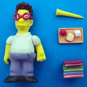 Database The Simpsons Action Figures (aberto) série 12