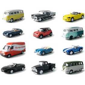 12 Miniaturas da Greenlight Motor World série 3  R3 96030 escala 1/64