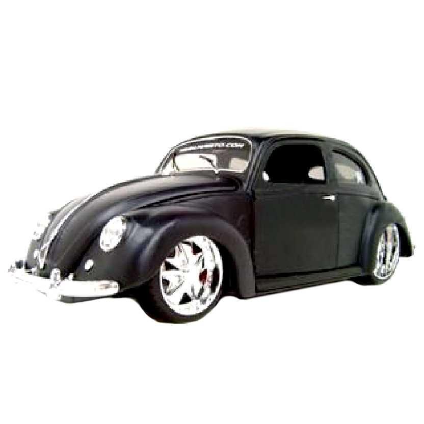 1951 Volkswagen Fusca (com portas asa de gaivota) VW Beetle G-Ridez Maisto escala 1/18